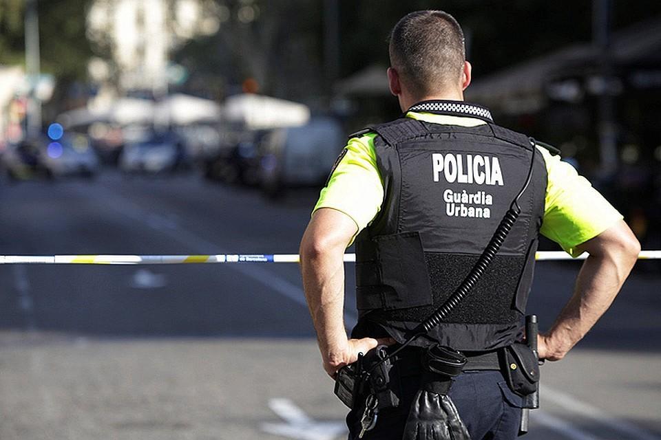 В Барселоне более 20 человек пострадали в ДТП с автобусами