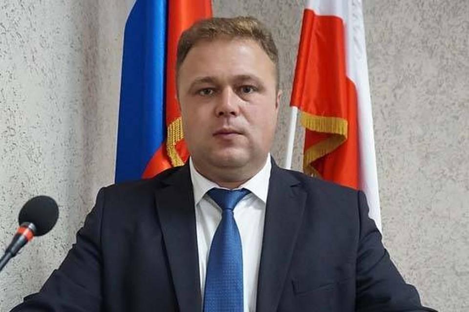 Олег Мортов. Фото сайта Калининского района