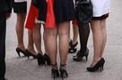 В чем встречали взрослую жизнь барнаульские выпускницы