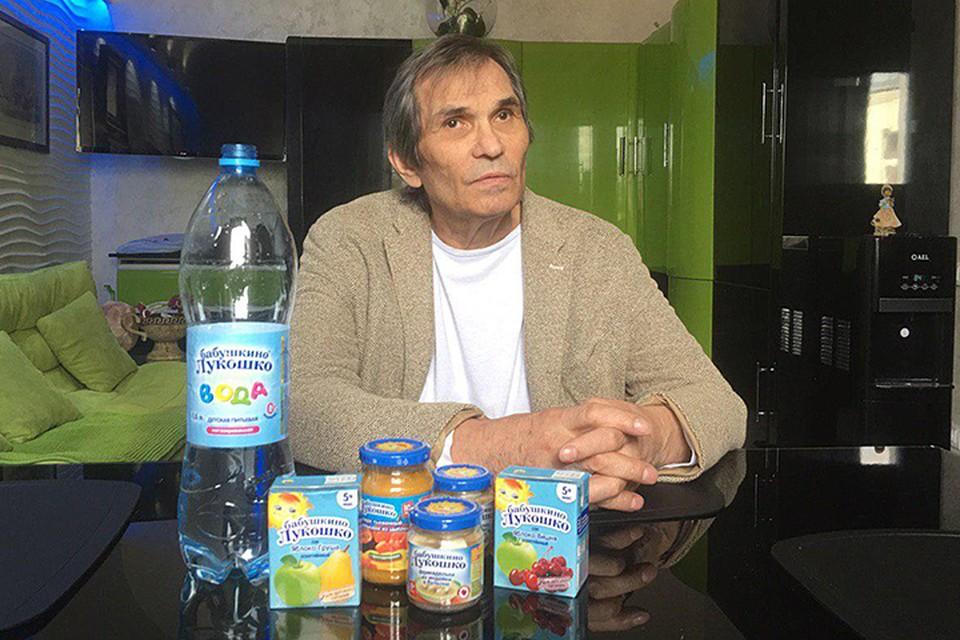 Бари Алибасов предоставил документы из института имени Склифосовского, где провел две недели