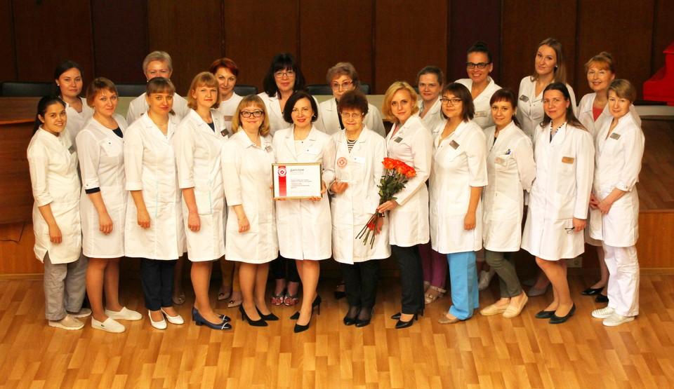 Тюменский кардиологический научный центр стал победителем в номинации в профильной номинации. Фото Ивана Горбунова