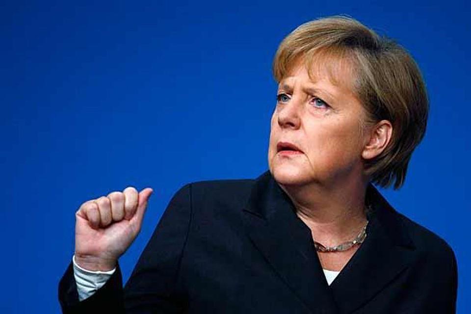 Врач предположил какие проблемы со здоровьем имеются у канцлера Германии