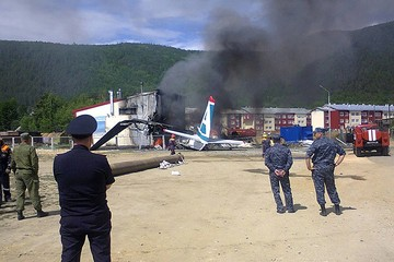 Эксперт об авиакатастрофе в Бурятии: Самолеты АН-24 должны были списать еще 38 лет назад, но заменить их нечем