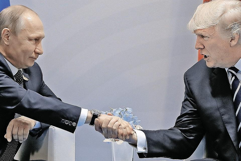Путин встретится с Трампом в Осаке 28 июня