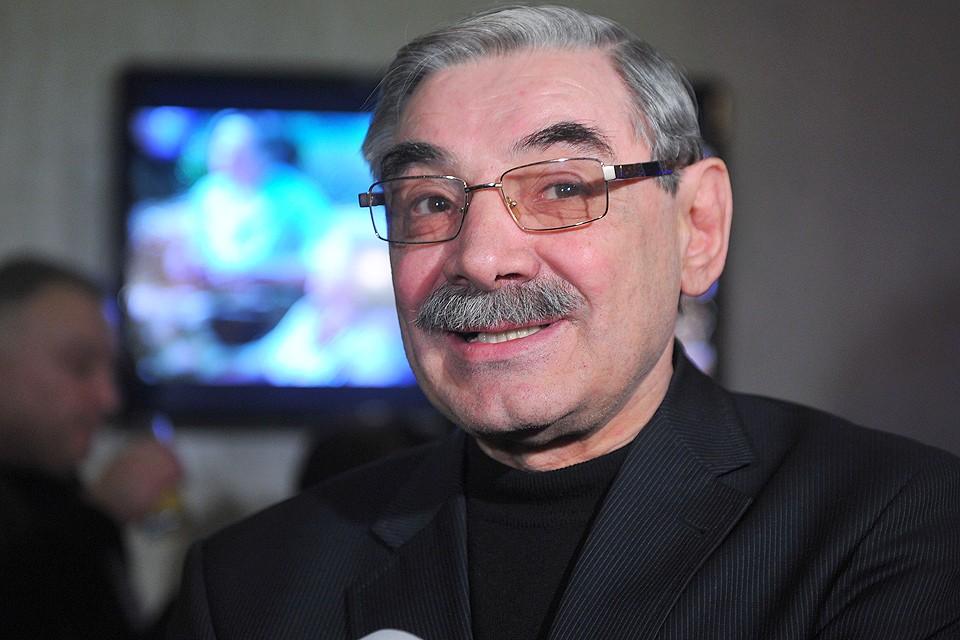 Актер Александр Панкратов-Черный.