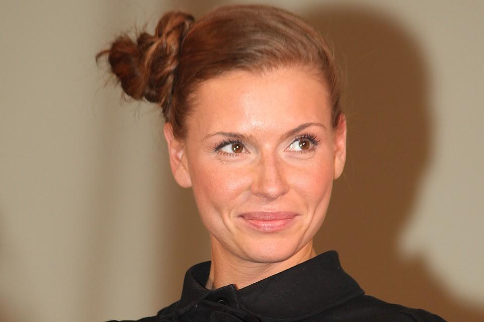Актриса Любовь Толкалина.