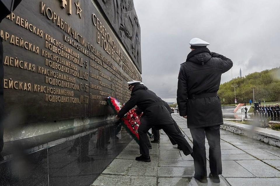В трагедии погибли 14 моряков Фото: Северный флот