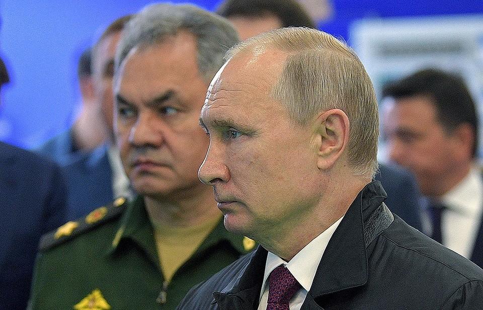 Владимир Путин. Фото Алексей Дружинин/пресс-служба президента РФ/ТАСС