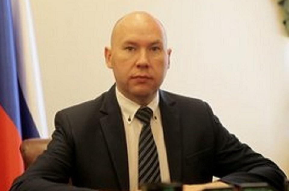 Александр Воробьев. Фото: сайт полпреда в УрФО