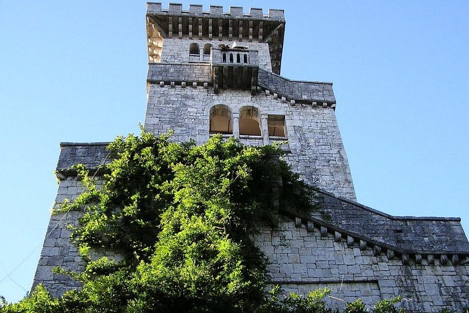Смотровую башню на горе Ахун в Сочи назвали идеальным местом для ...