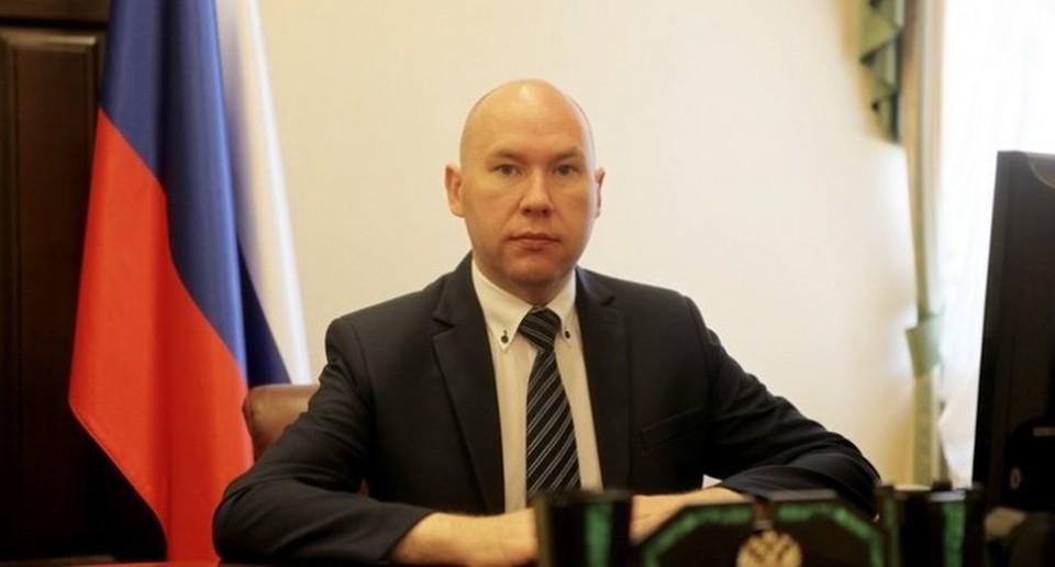Александр Воробьев.
