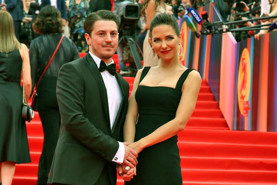 Екатерина Климова и актер Гела Месхи были красивой парой.