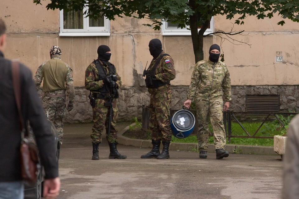 Сотрудники ФСБ чуть больше полугода назад уже приходили в челябинский офис и приехали опять.