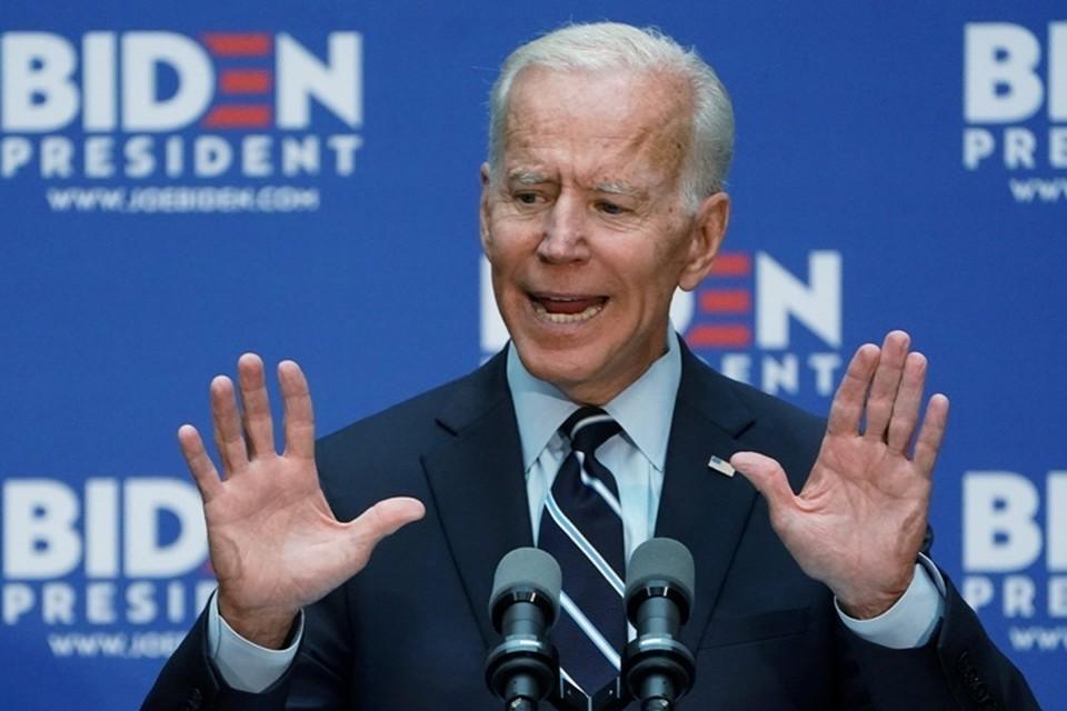 Бывший вице-президент США Джо Байден считается наиболее вероятным кандидатом от демократов