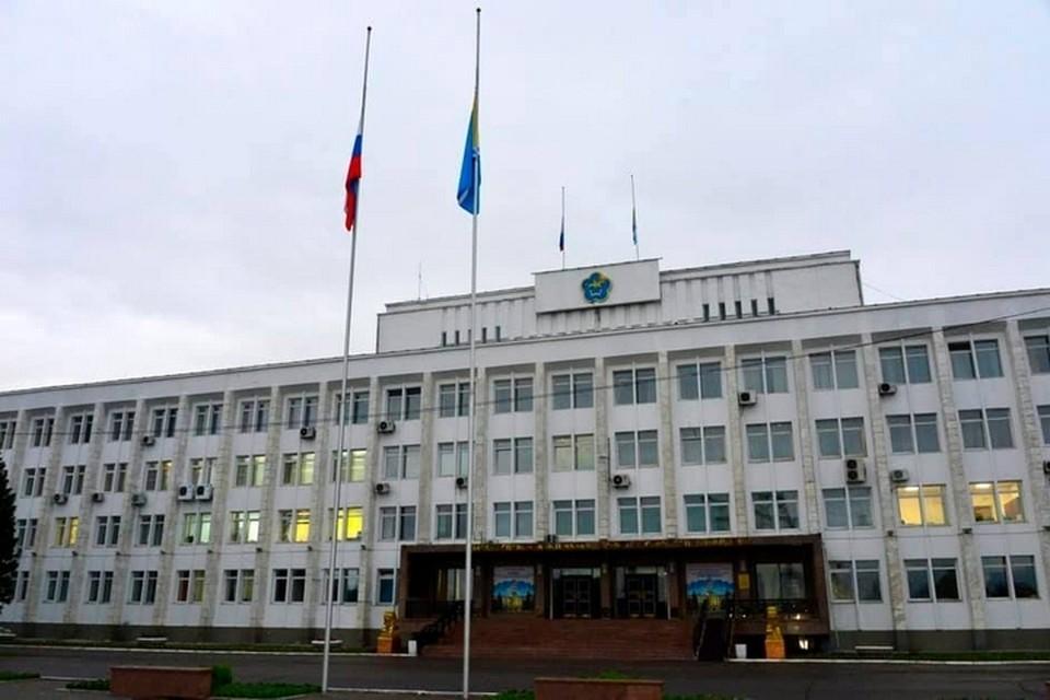 В связи с гибелью 10 человек в Республике Тыва объявлен траур. Фото: сайт правительства республики