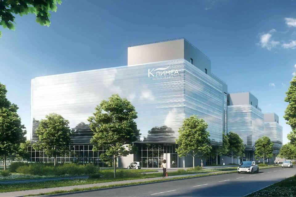 Центр высокотехнологичной реабилитации Clinea. Фото: пресс-служба Международного медицинского кластера