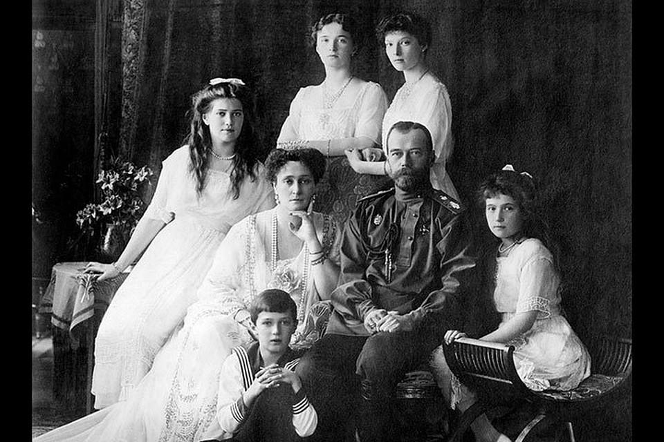 Романовы. 1913 год