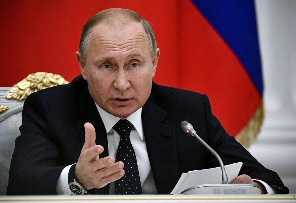 Путин рассказал о возможности урегулирования конфликта в Донбассе