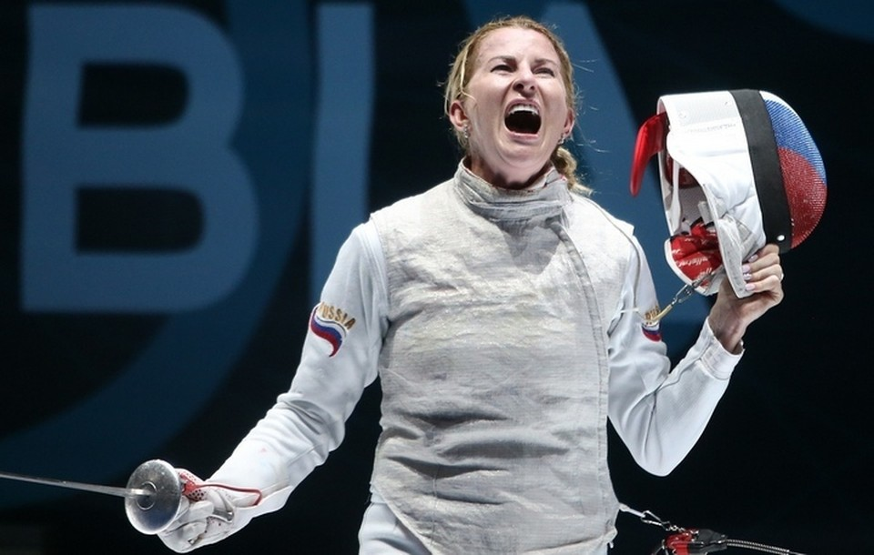 Для Инны Дериглазовой это пятое золото в карьере в рамках чемпионатов мира