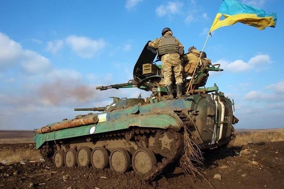 Украина готовит провокации. Фото: avto.goodfon.ru
