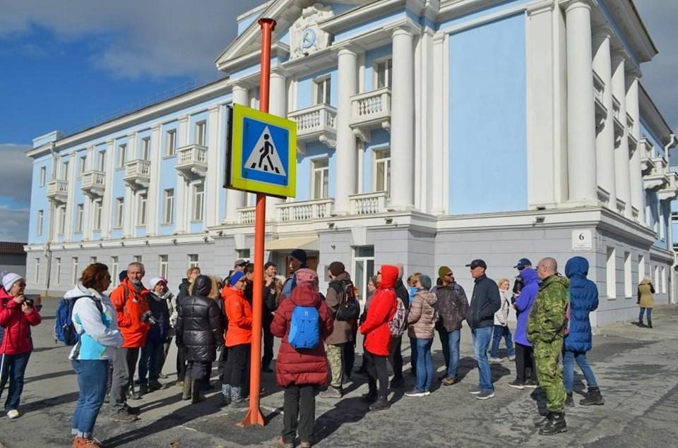 Пешеходная экскурсия по Старому городу (Аварийному поселку) в Норильске Фото: Неизвестный Норильск