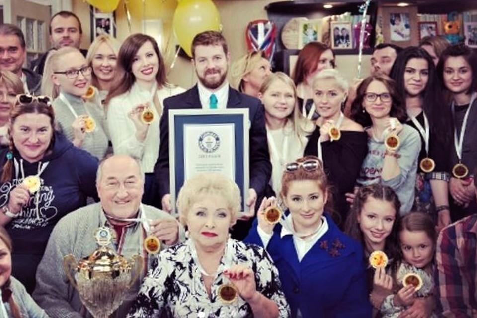 """Сериал """"Воронины"""" в 2017 году попал в """"Книгу рекордов Гинесса"""""""