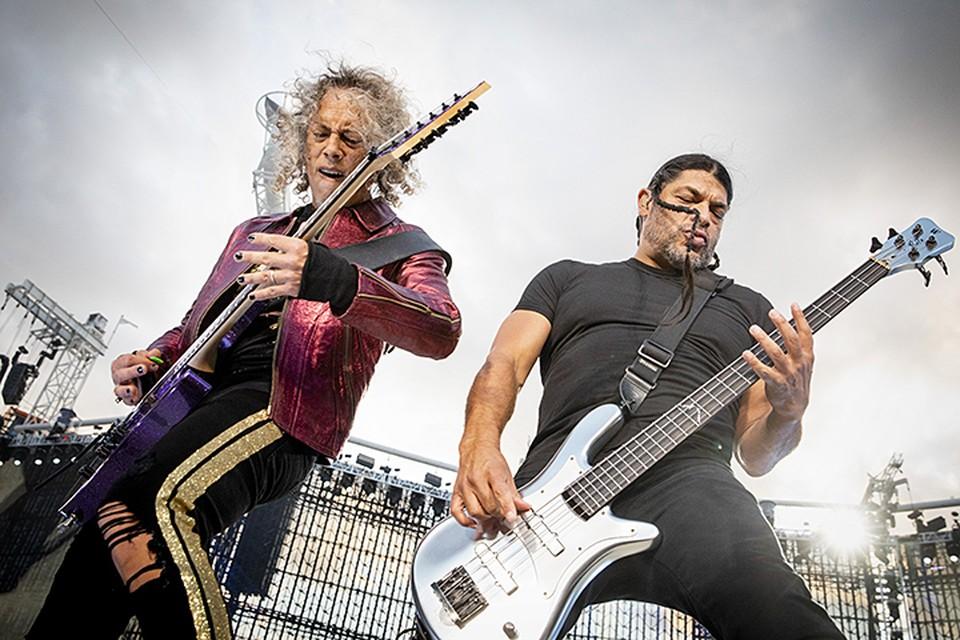 Metallica cо своей нелепой Gruppa krovi na rukave для креаклов является оправданием их заурядной и неинтересной жизни