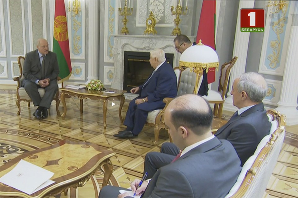 В Минск с визитом прибыл заместитель премьер-министра Сирии.