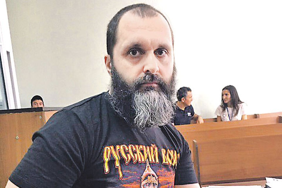 Игорь Кимаковский на судебном заседании. Фото: vk.com