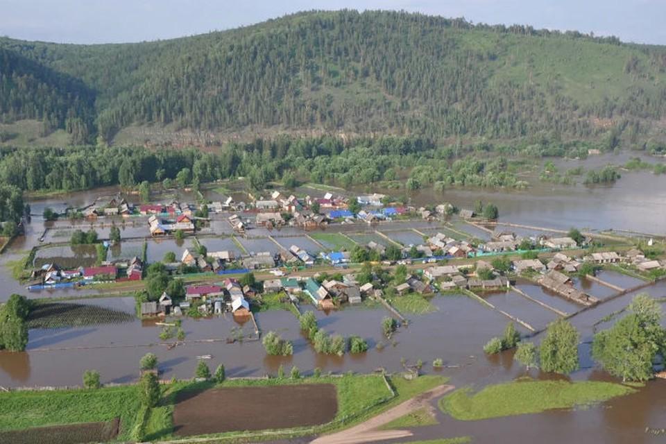 Причины наводнения в Иркутской области: паводок начался из-за экстремальных дождей