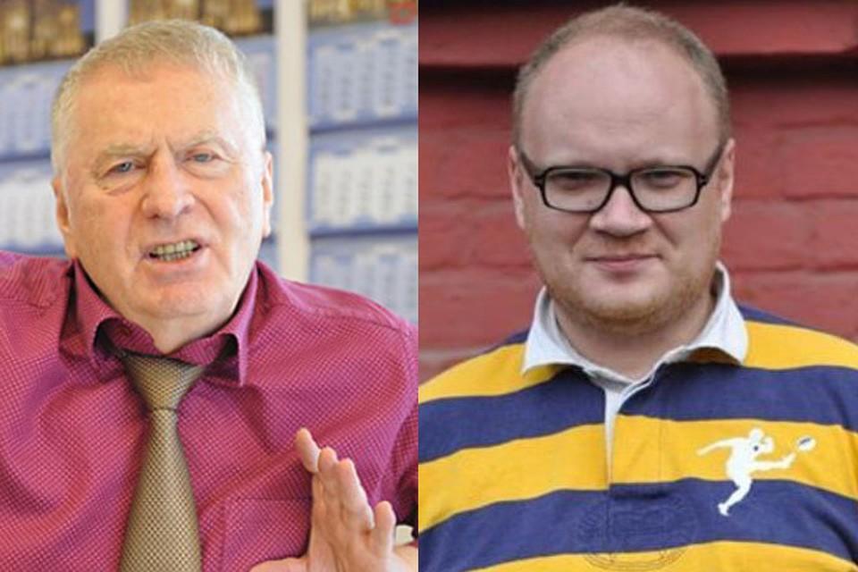 Журналист Олег Кашин и лидер ЛДПР Владимир Жириновский в прямом эфире Радио «Комсомольская правда» схлестнулись по поводу того, кто виноват в протестах в Москве