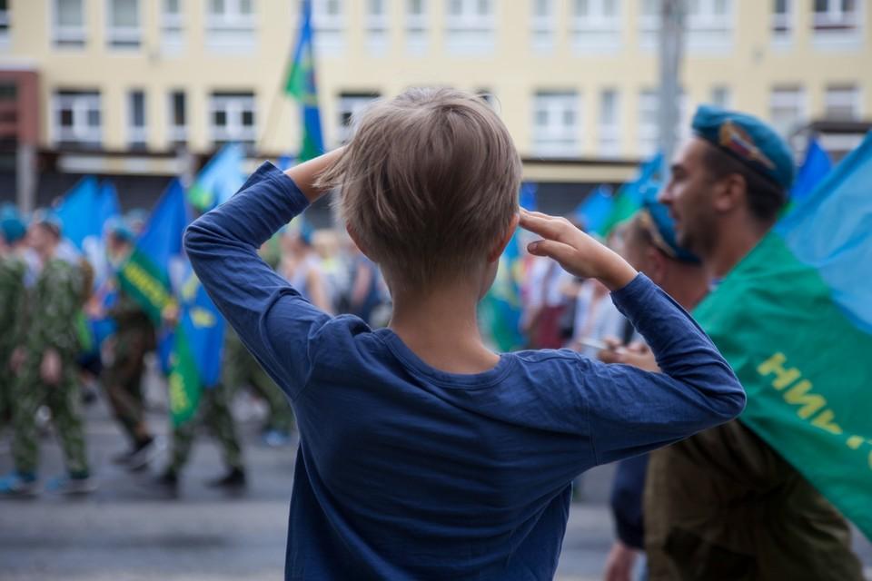 В День ВДВ в Кирове пройдут торжественные мероприятия