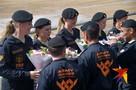 На пятых Армейских международных играх в Подмосковье впервые выступили женские танковые экипажи