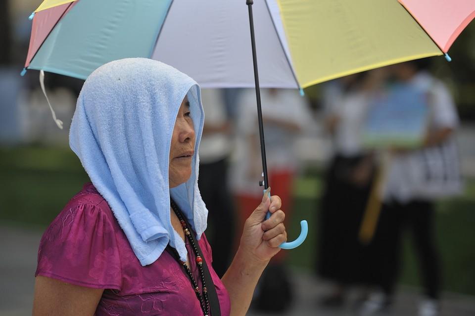 Пожилые люди наиболее подвержены тепловым ударам