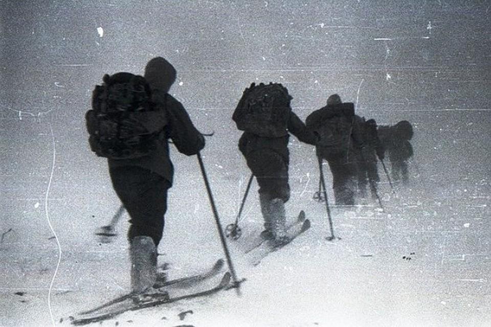 Зимой 1959 года на Северном Урале потерялись 9 туристов-лыжников из группы Дятлова