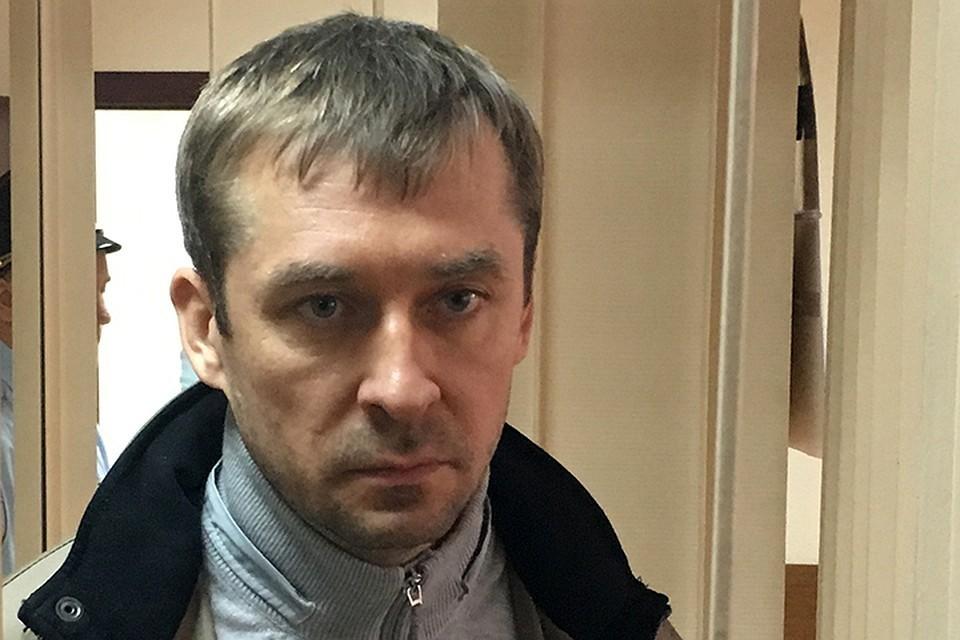 Полковник Захарченко не признает свою вину