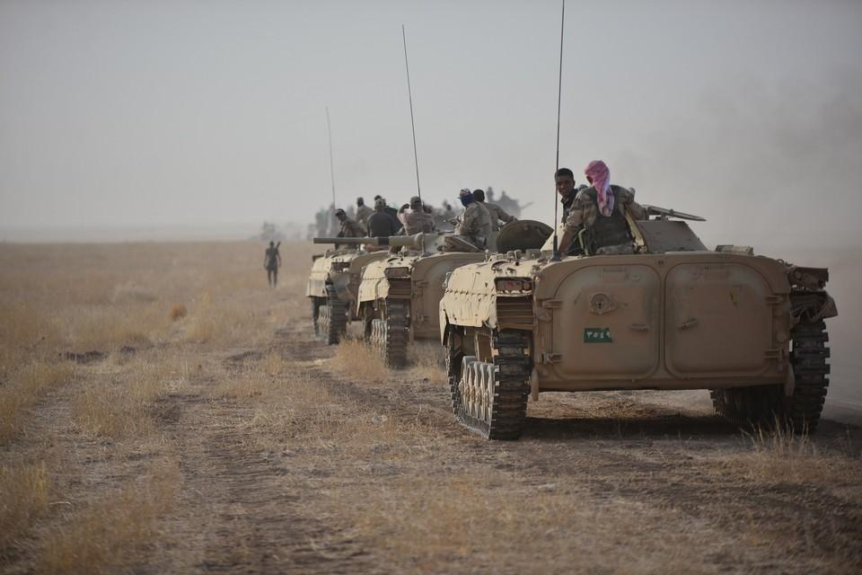 Американский беспилотник разбился под Багдадом