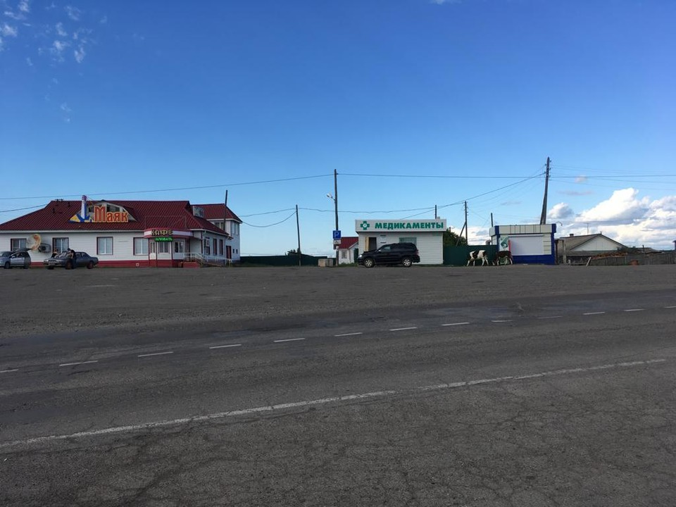 В зоне затопления оказались четыре населенных пункта и часть федеральной трассы Хабаровск - Комсомольск-на-Амуре