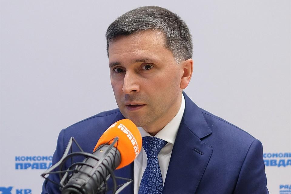 Министр природных ресурсов России Дмитрий Кобылкин.