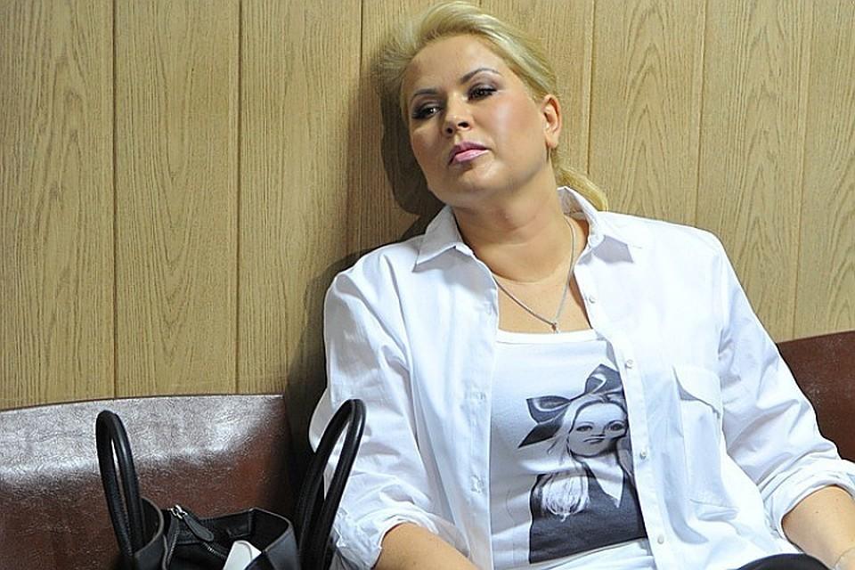 Евгения Васильева признана мамой
