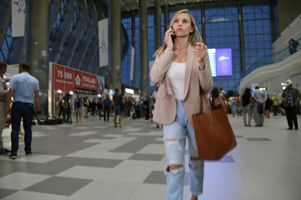 Маргарита Филиппова приехала в Крым по работе