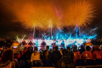 Финал Фестиваля фейерверков в Братеево 18 августа 2019: прямая онлайн-трансляция