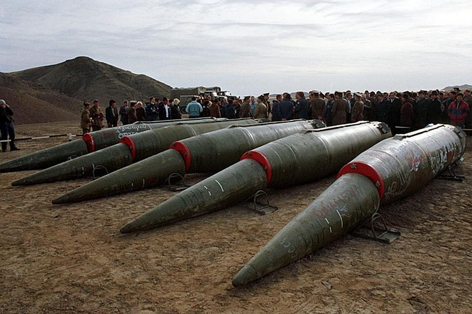 Россия обеспокоена неконтролируемой гонкой вооружений, которую провоцирует США