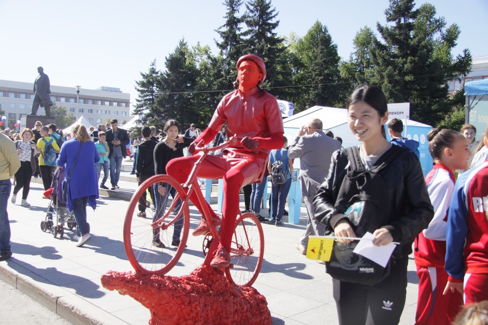 День города в Барнауле: программа мероприятий
