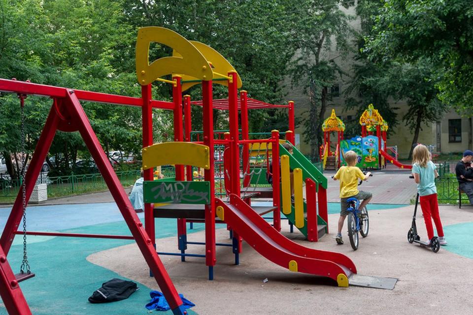 В новом инклюзивном парке будет все необходимое не только для игр, но и для занятий спортом.
