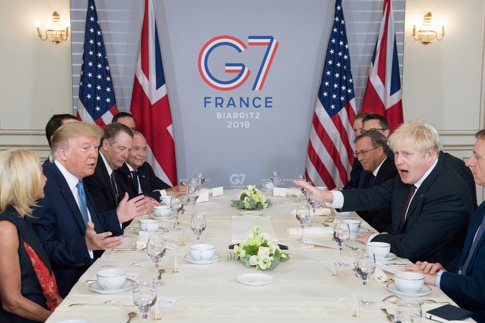 Москва рассчитывает на здравомыслие всех стран-участниц G7