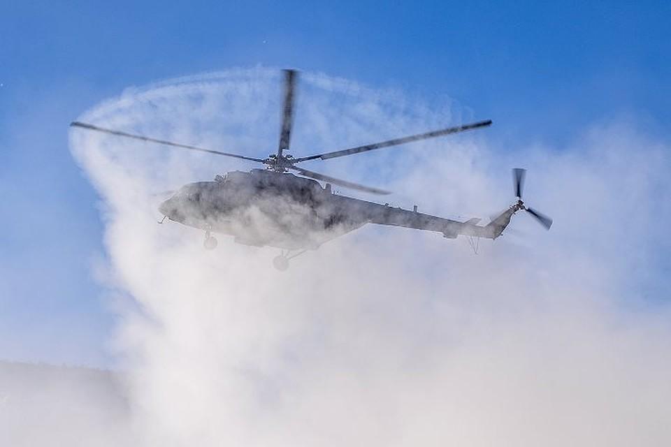 Вертолет объединит прежние российские наработки