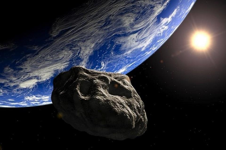 Сразу два астероида подойдут к Земле 14 сентяря