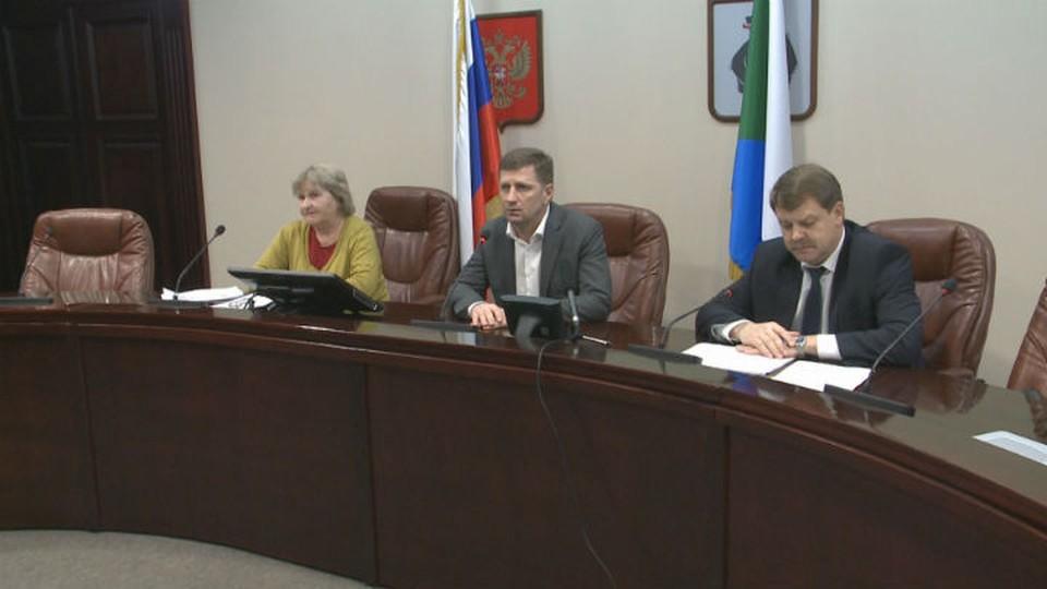 Краевые власти выделят на проведение необходимых мероприятий 15 миллионов рублей