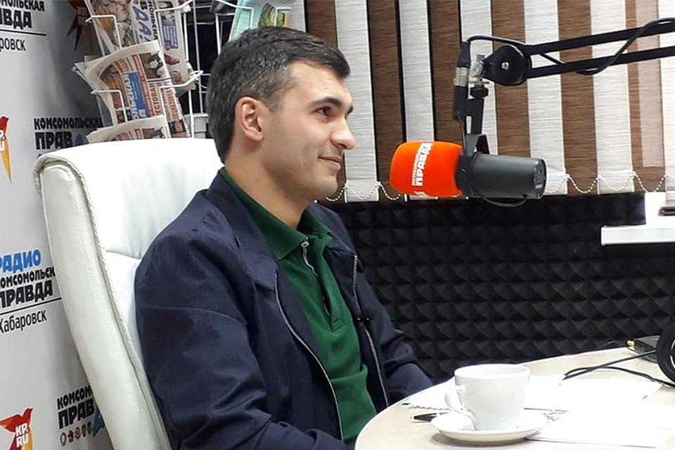 Али Мамедов: Не Жириновскому решать судьбу Трутнева